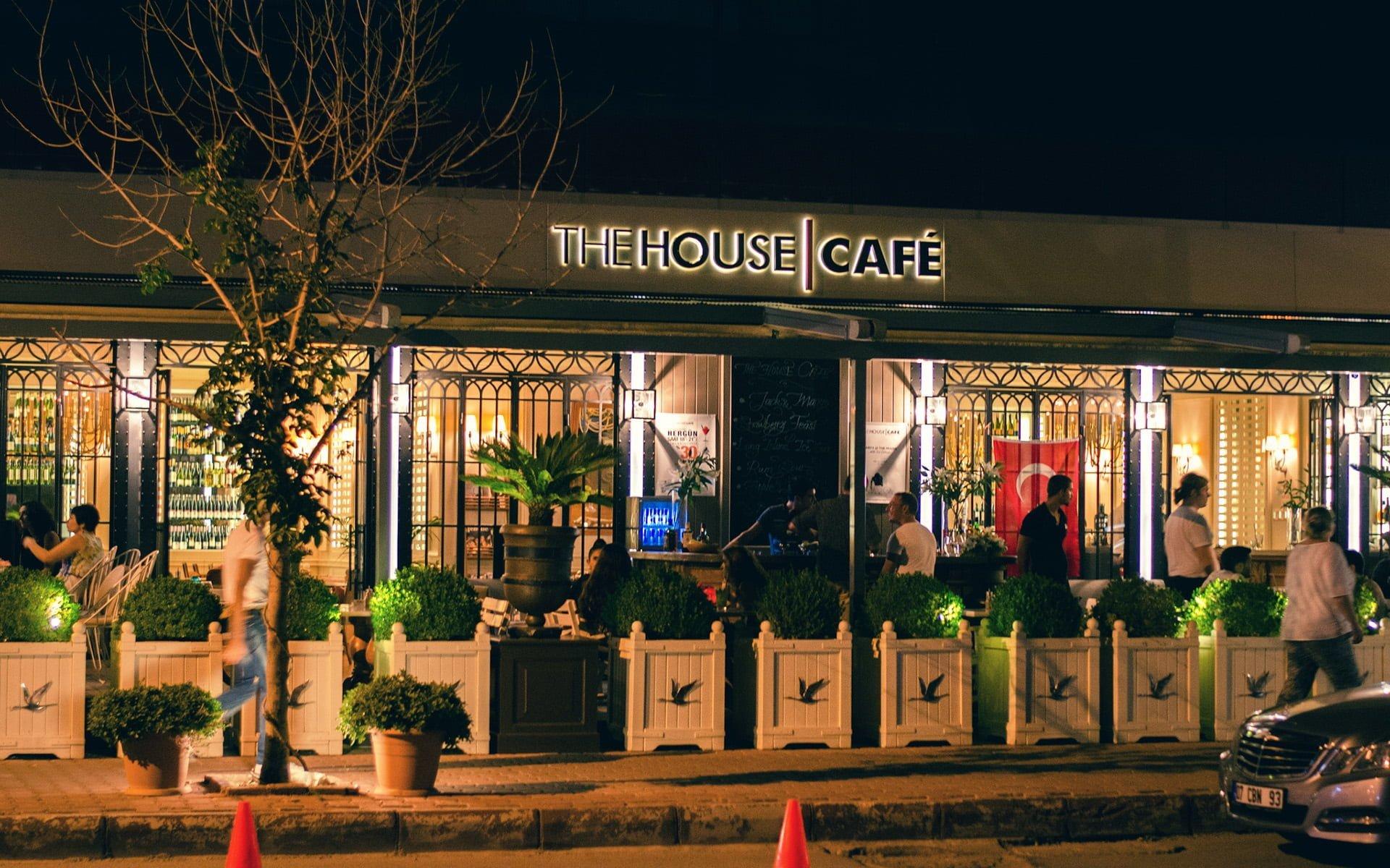 antalya – house cafe
