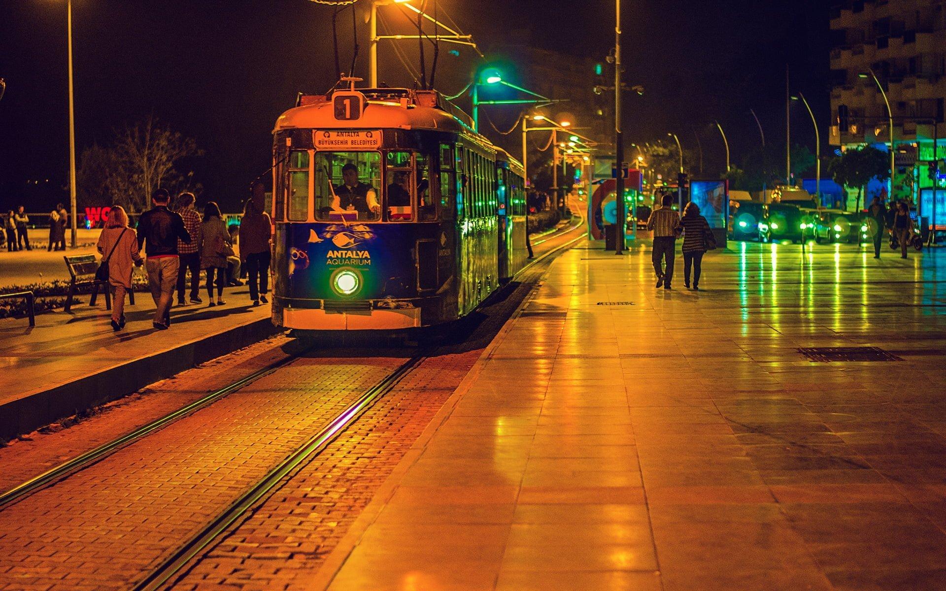 antalya selçuk tramvay