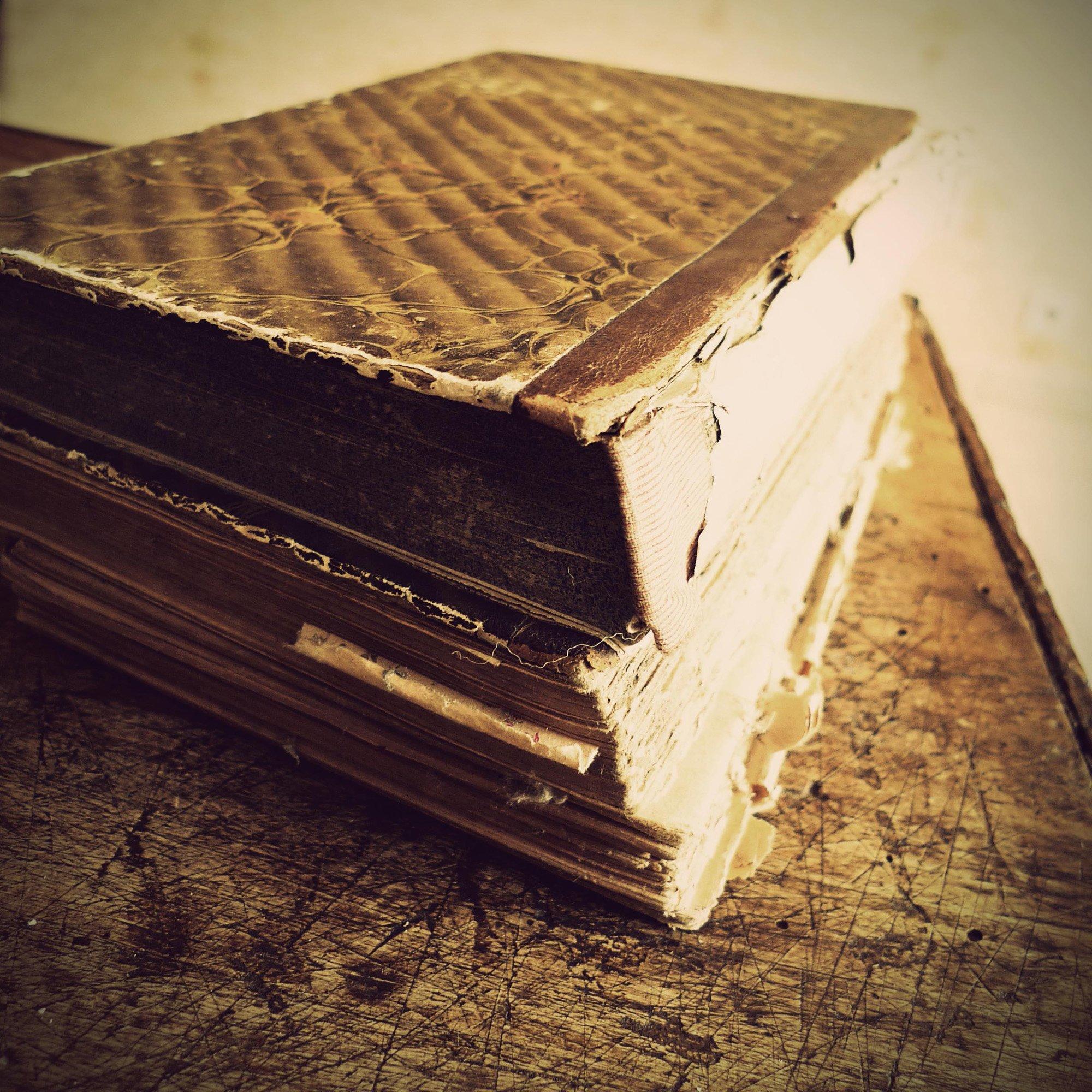 antika kitap