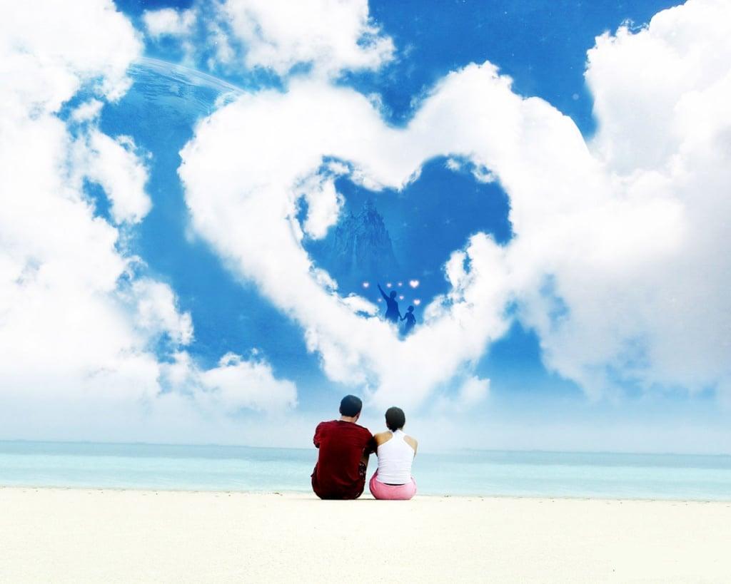 Aşk ve Sevginin Resmi