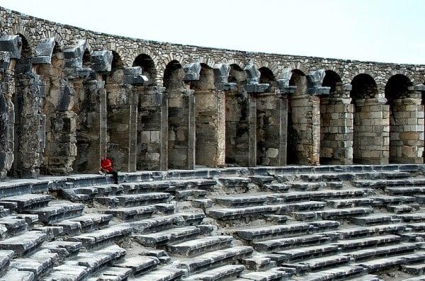 tarihi tiyatro