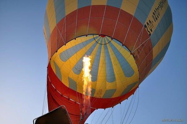 ateşli balon