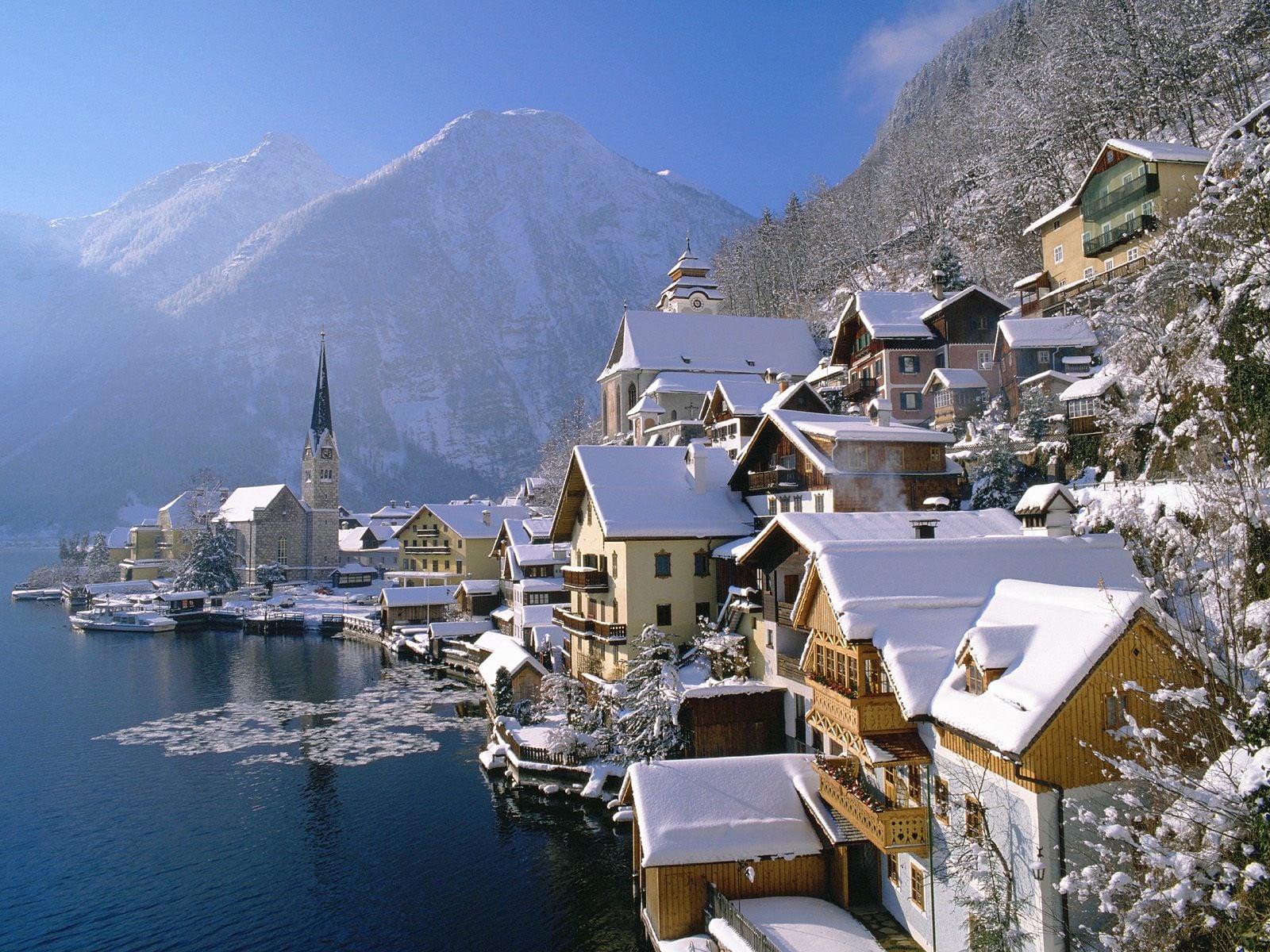 Avusturya-Hallstatt