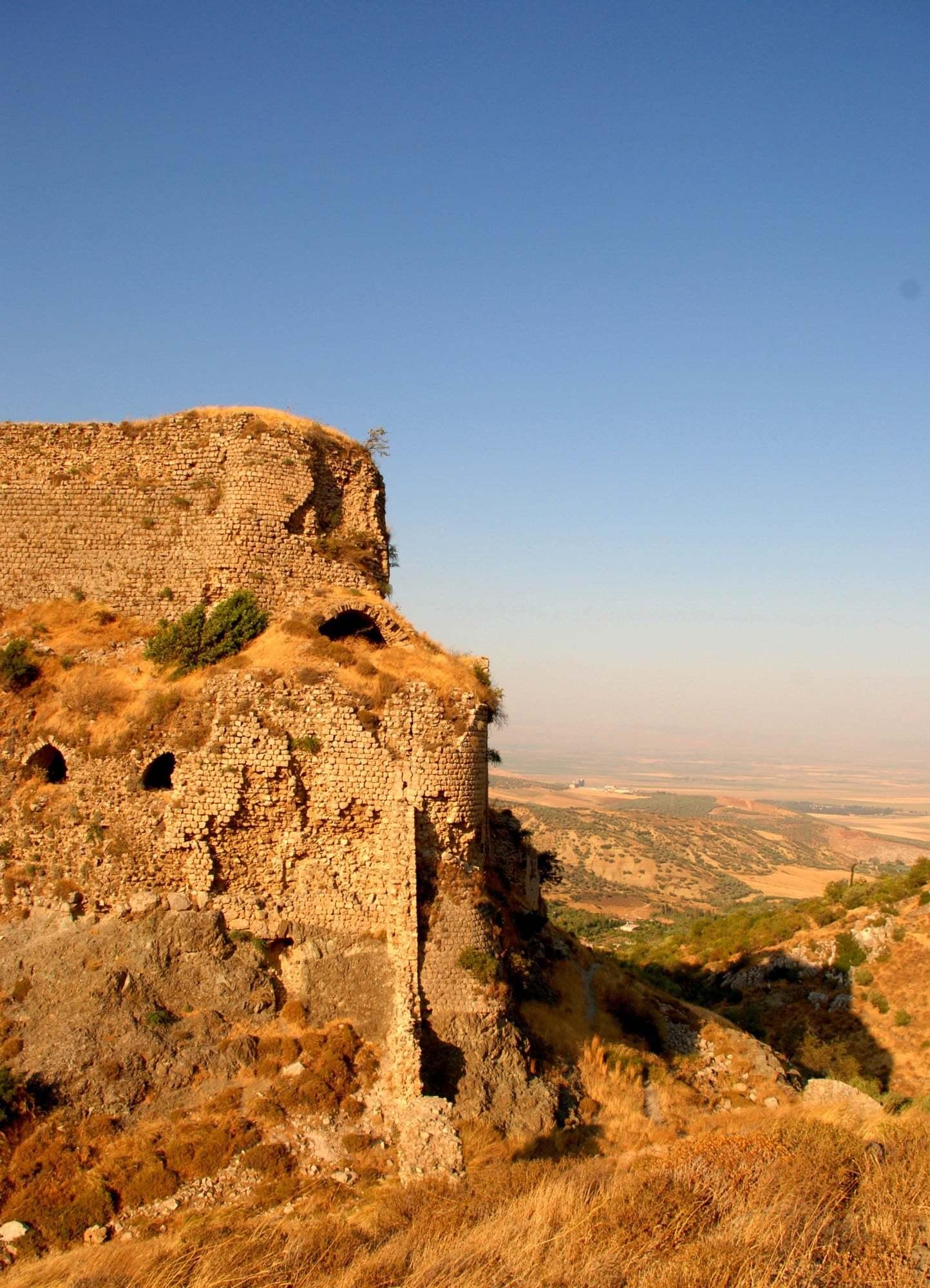 bakras kalesi manzaraları