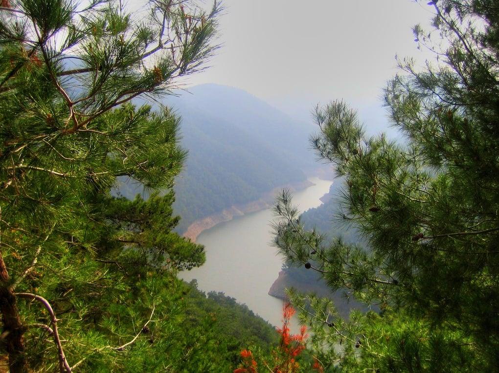 balçova barajı
