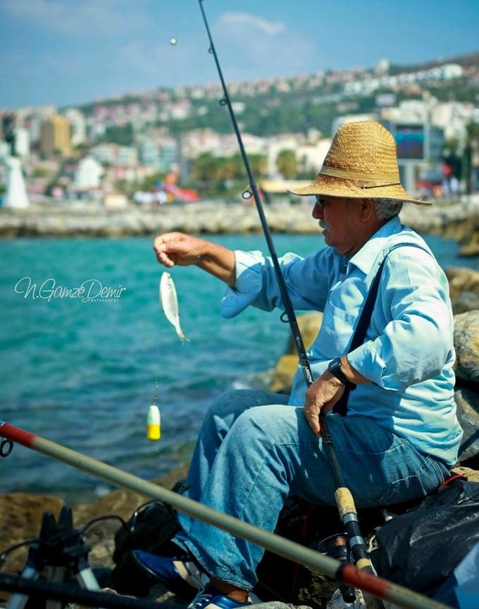 balıkçı amca