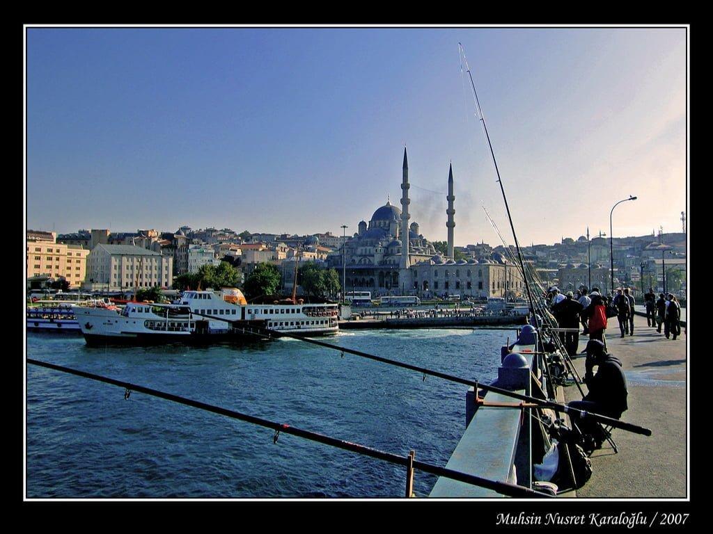 balıkçılar ve istanbul
