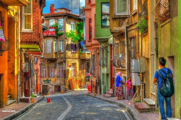 balat sokakları