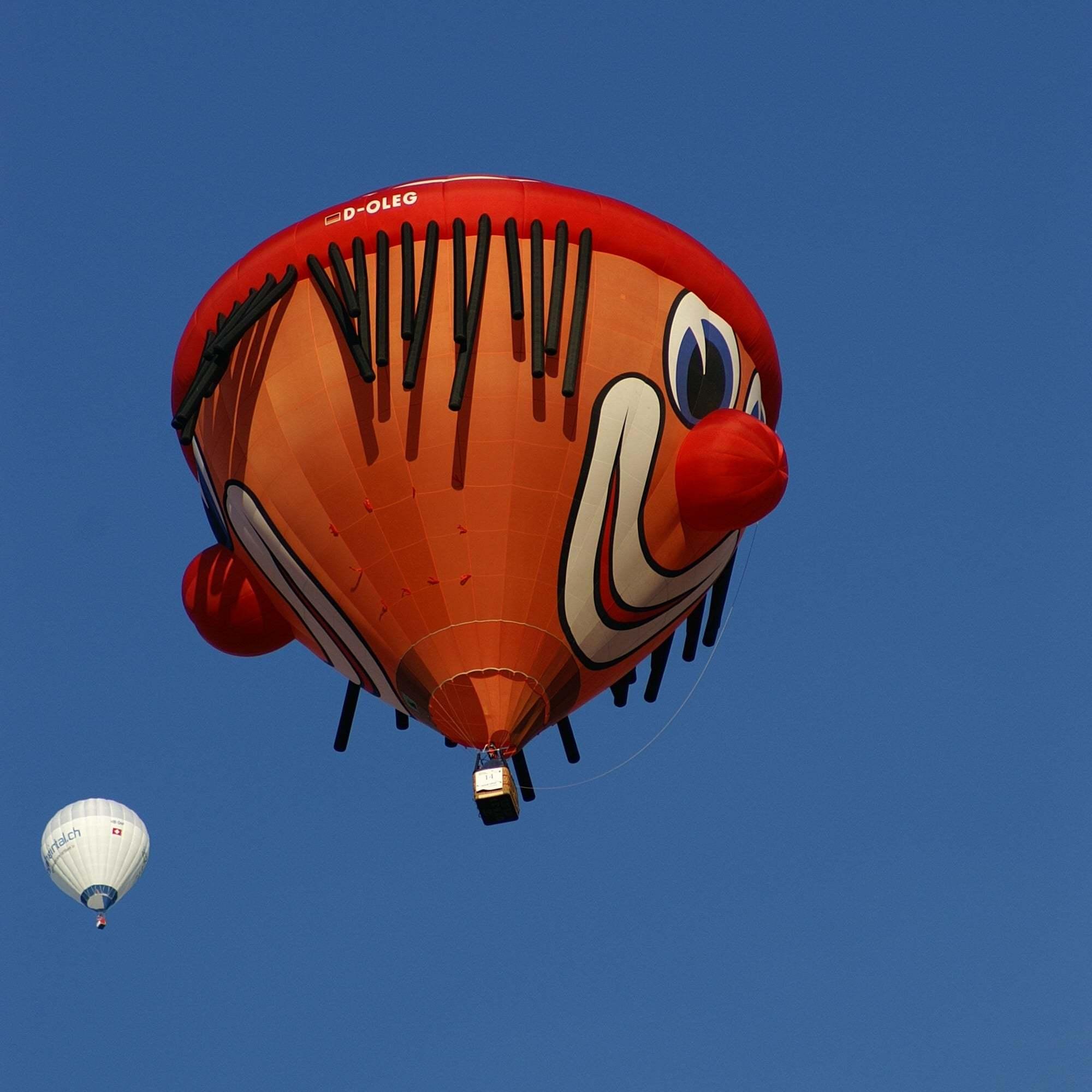 летательные аппараты картинки воздушного шара горок одно