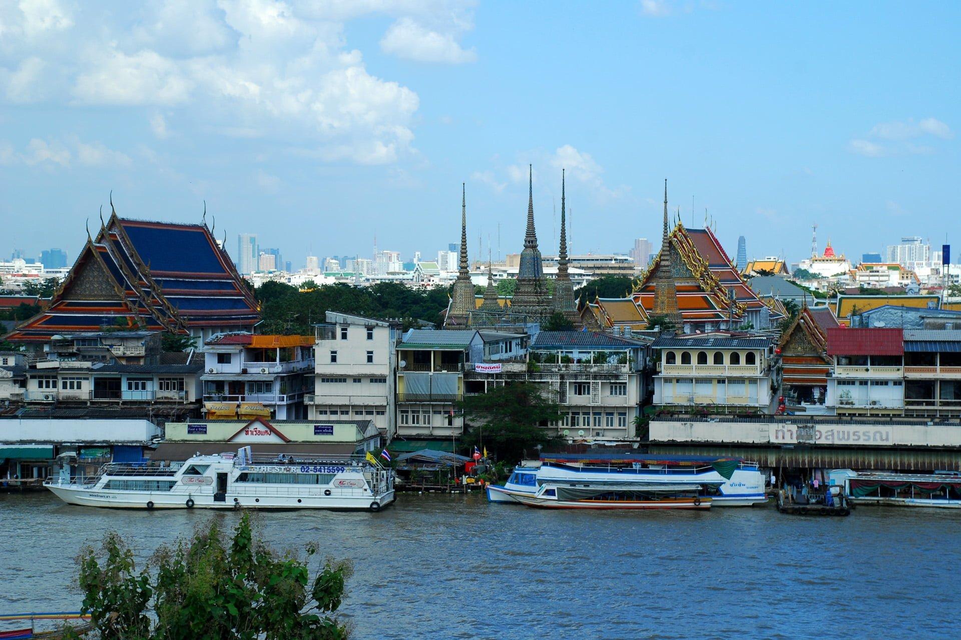 bangkok manzaraları