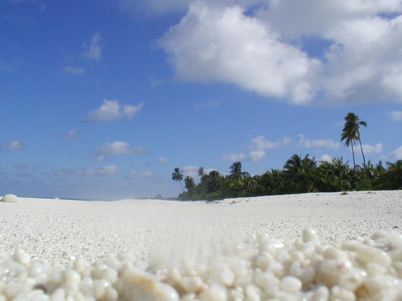 Beyaz Kumsal