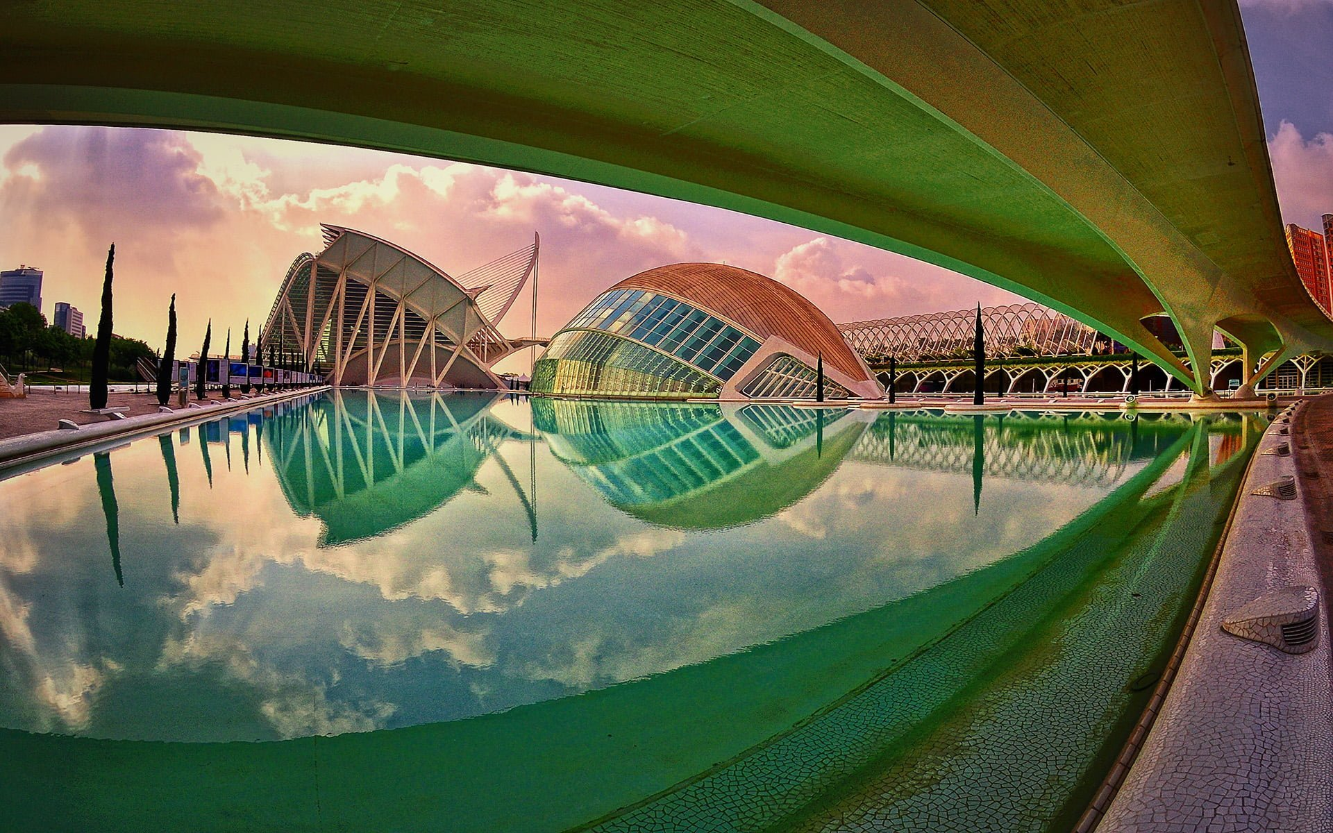 bilim müzesi – valencia