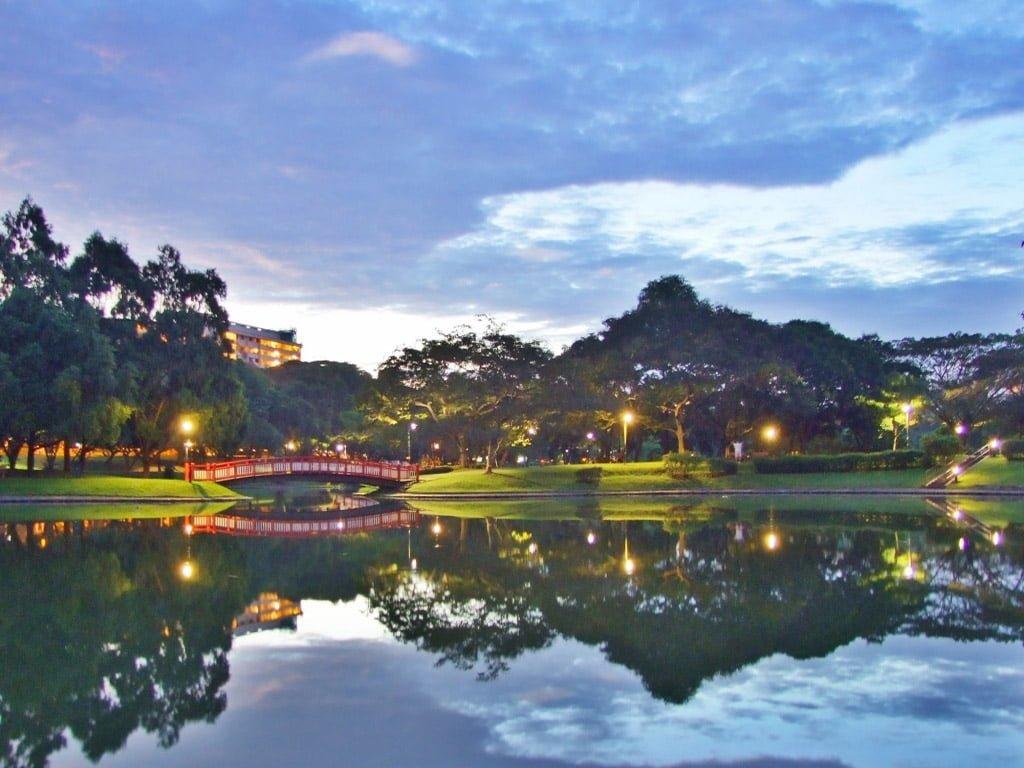 bishan park singapur
