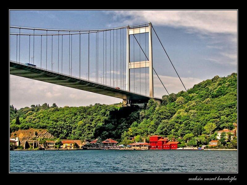 boğaziçi köprüsü farklı açı