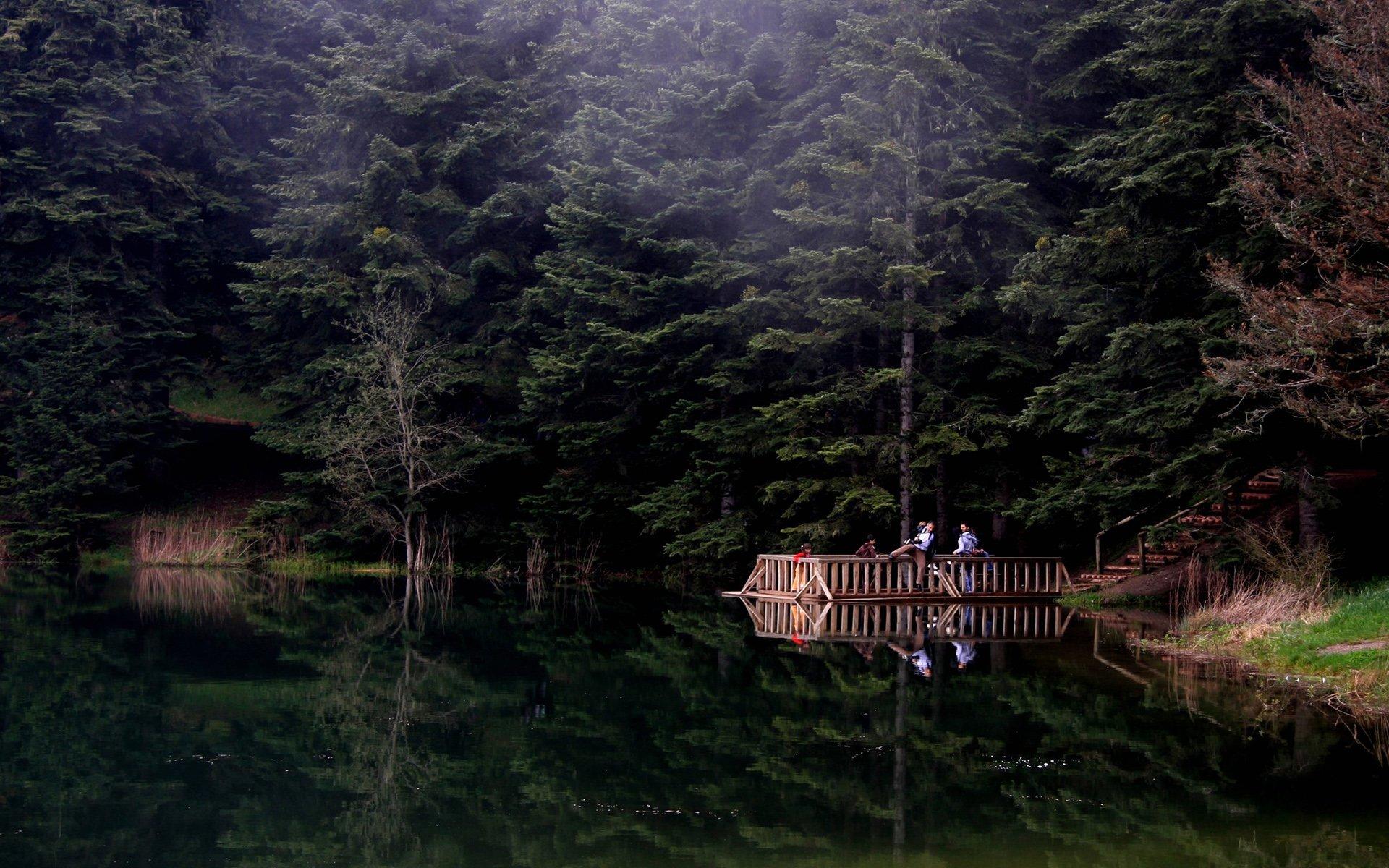 bolu – gölcük gölü