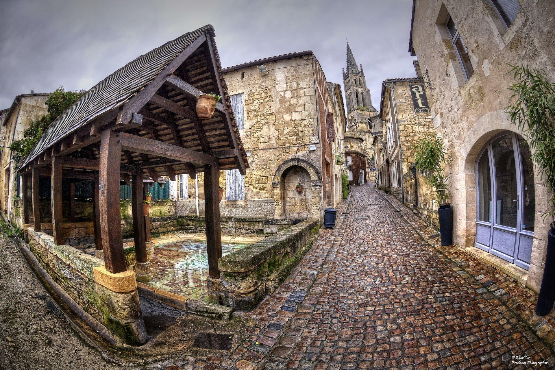 bordeaux sokakları