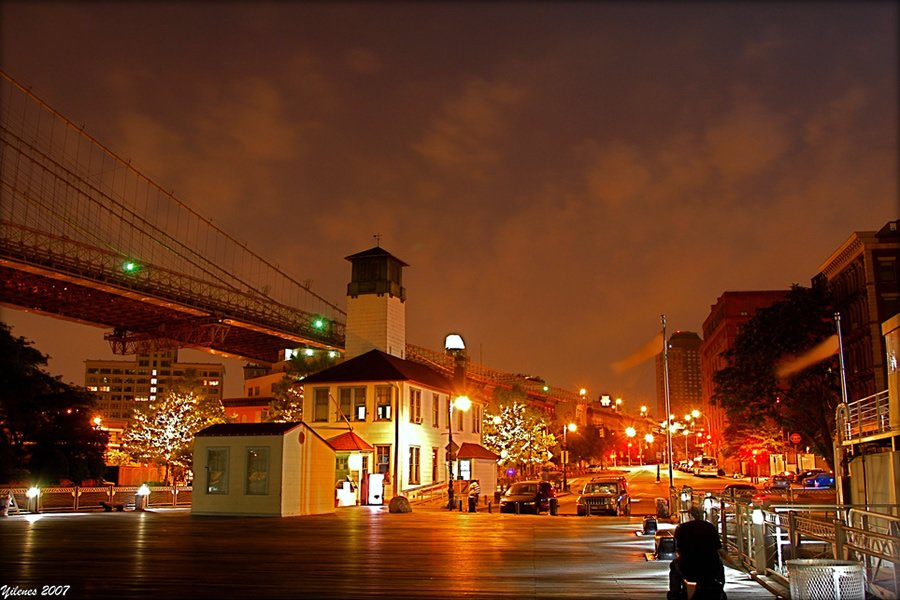 brooklyn gece