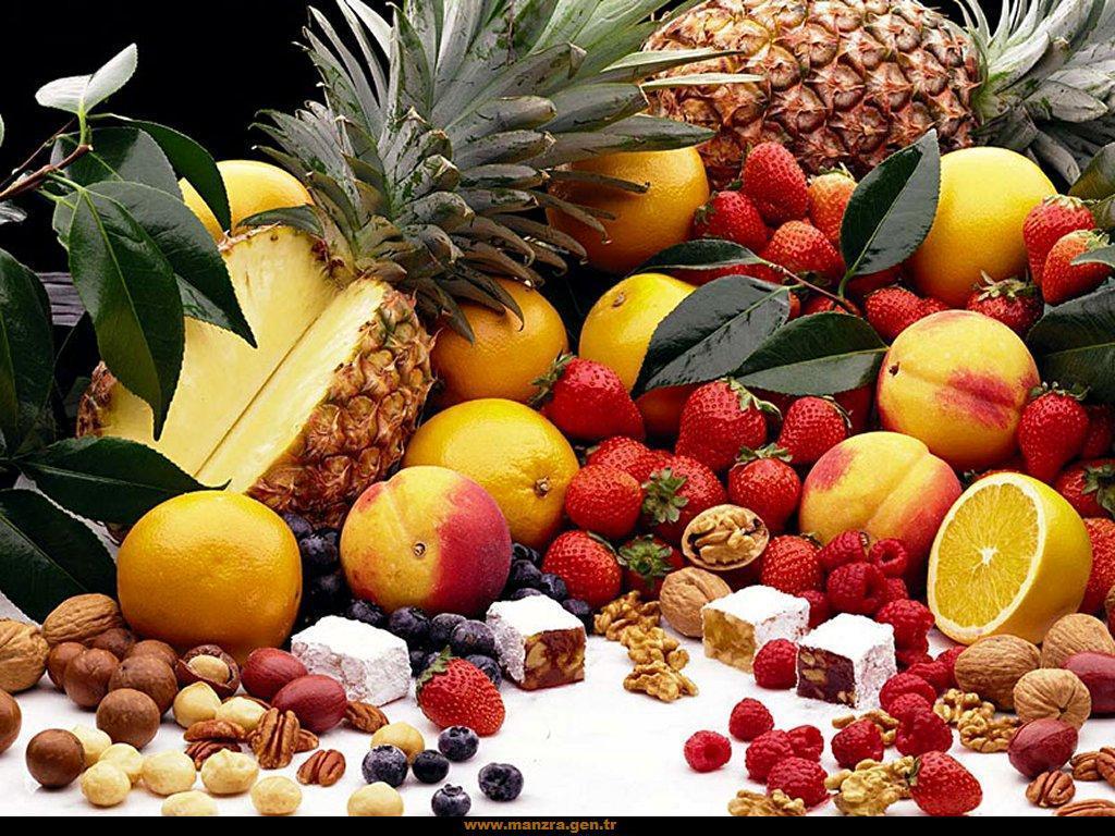 Çeşitli meyveler-2