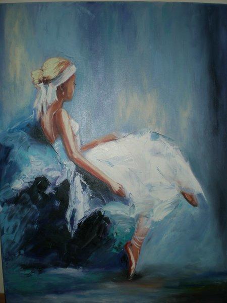 Düşlerimdeki balerin
