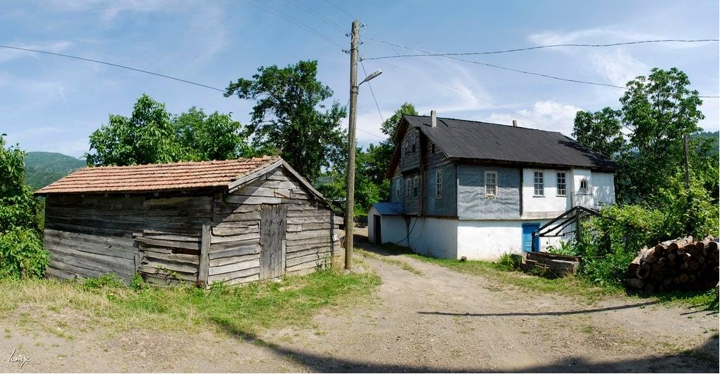 deliktaş köyü