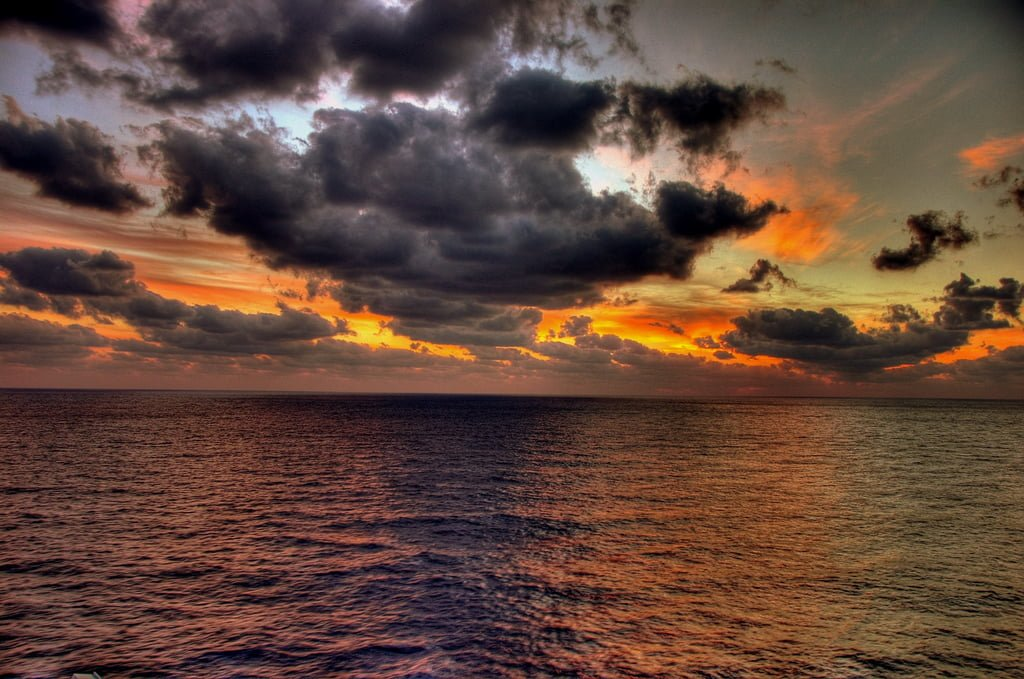 denizin renkleri