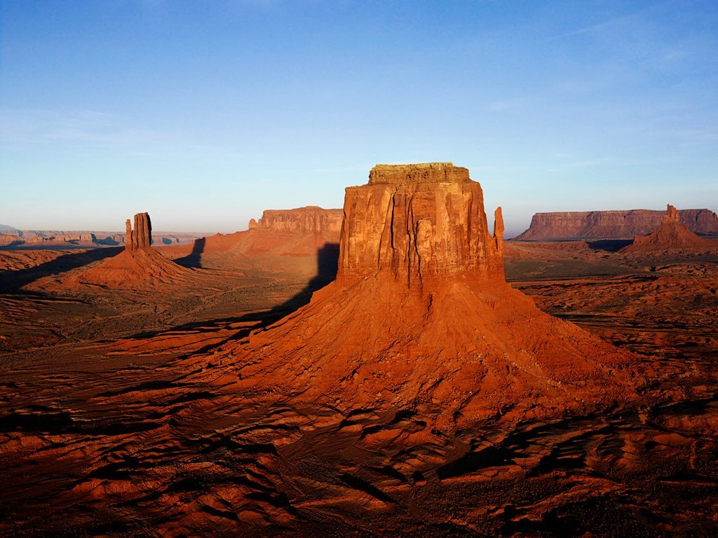 Monument Valley – Çöl