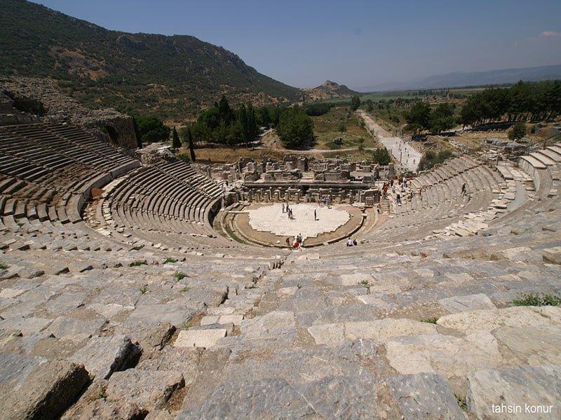 efes tiyatrosu