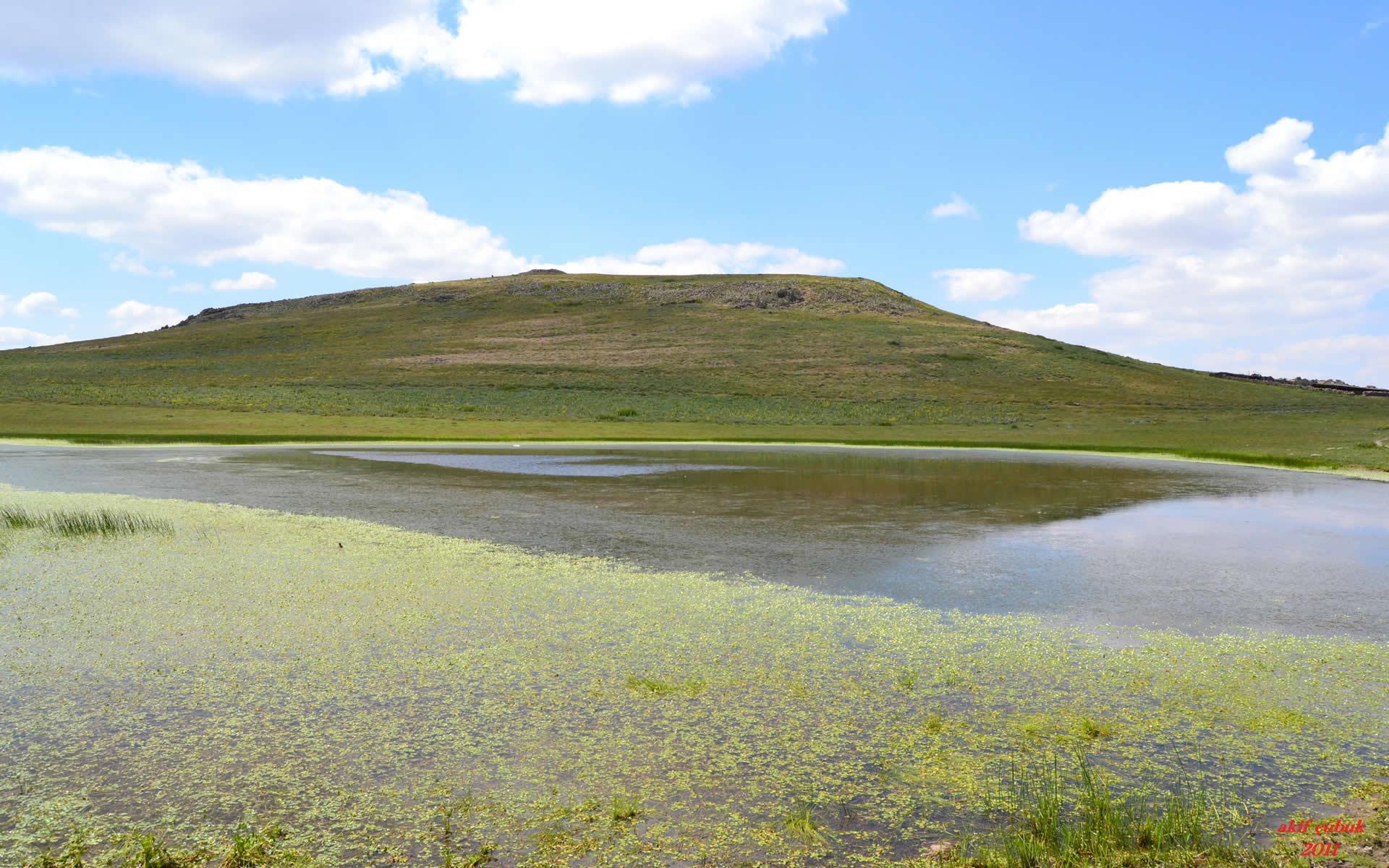 emirdağ gölcük gölü