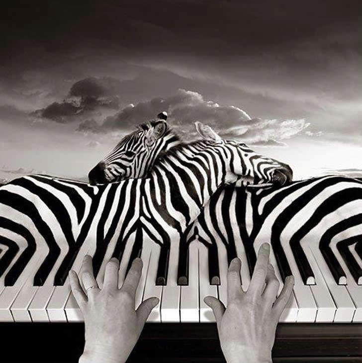 enteresan piyano