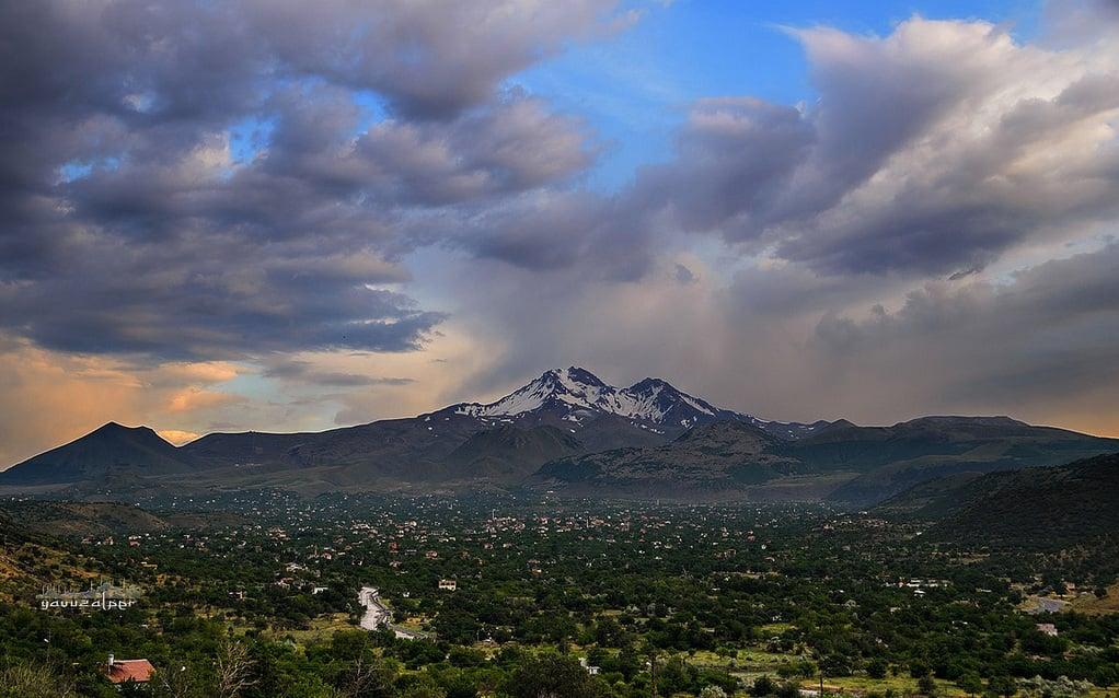 erciyes dağı resimleri