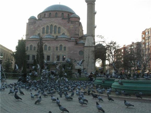 eskişehir reşadiye camisi