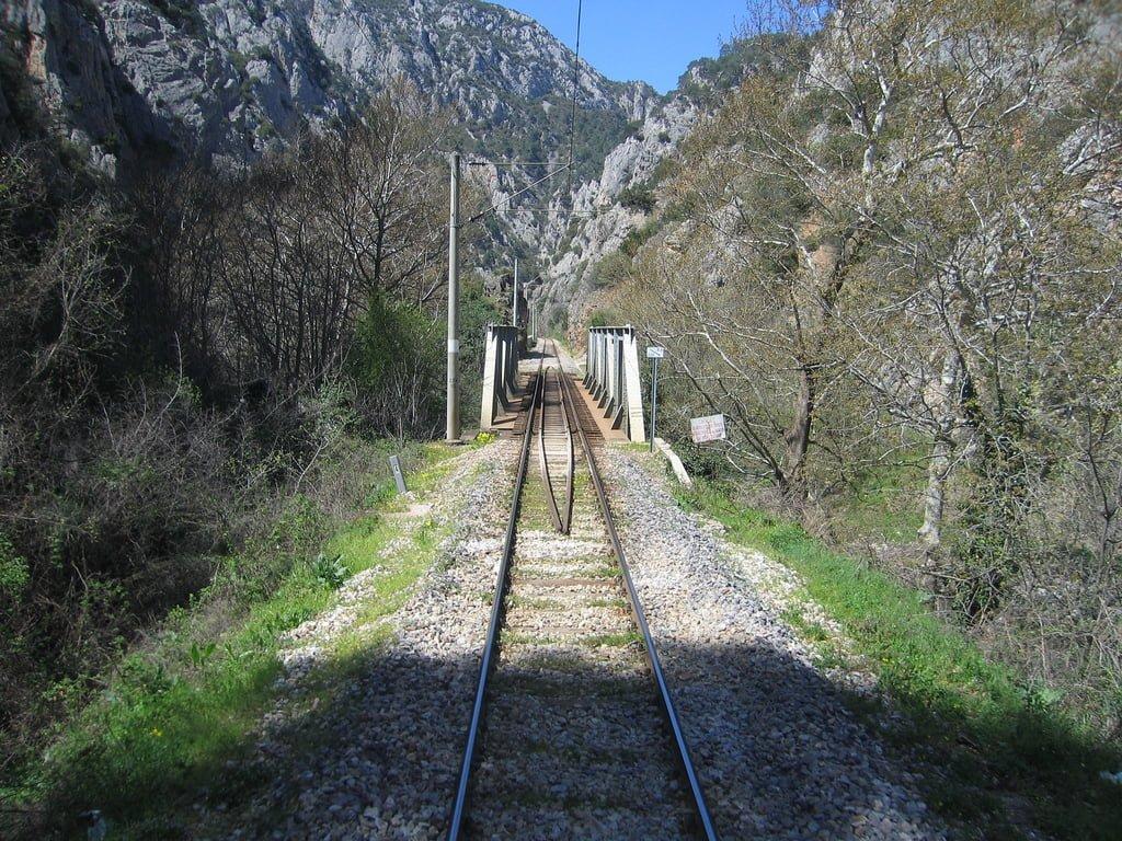 eskişehir tren yolu