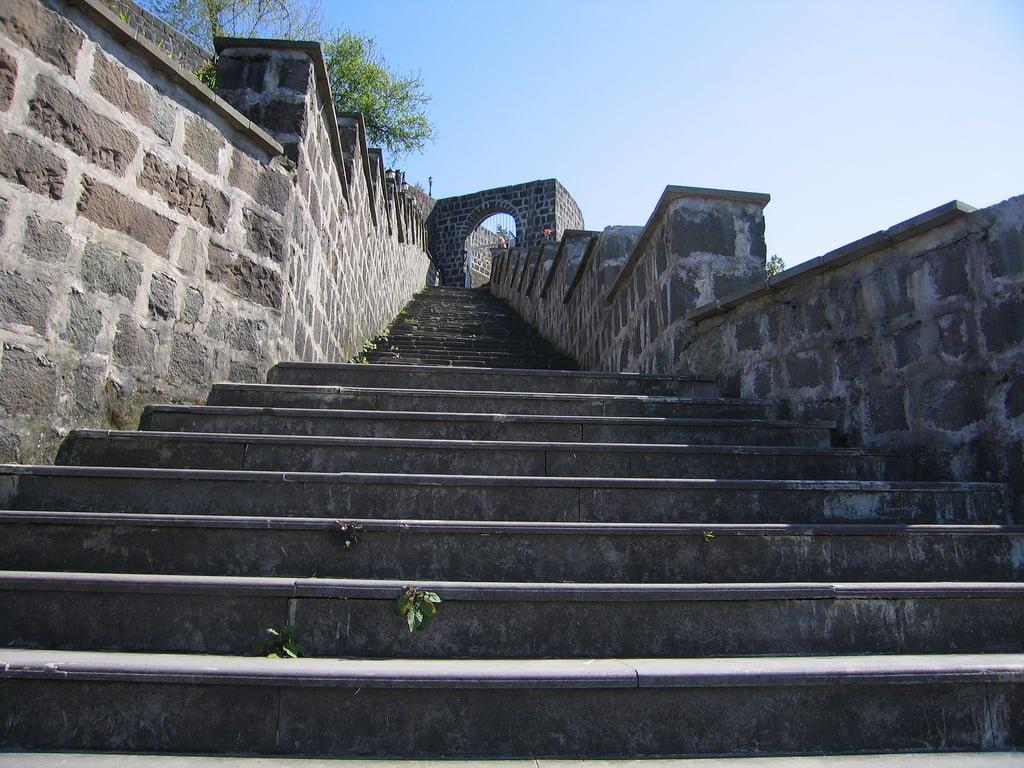 eski merdivenler