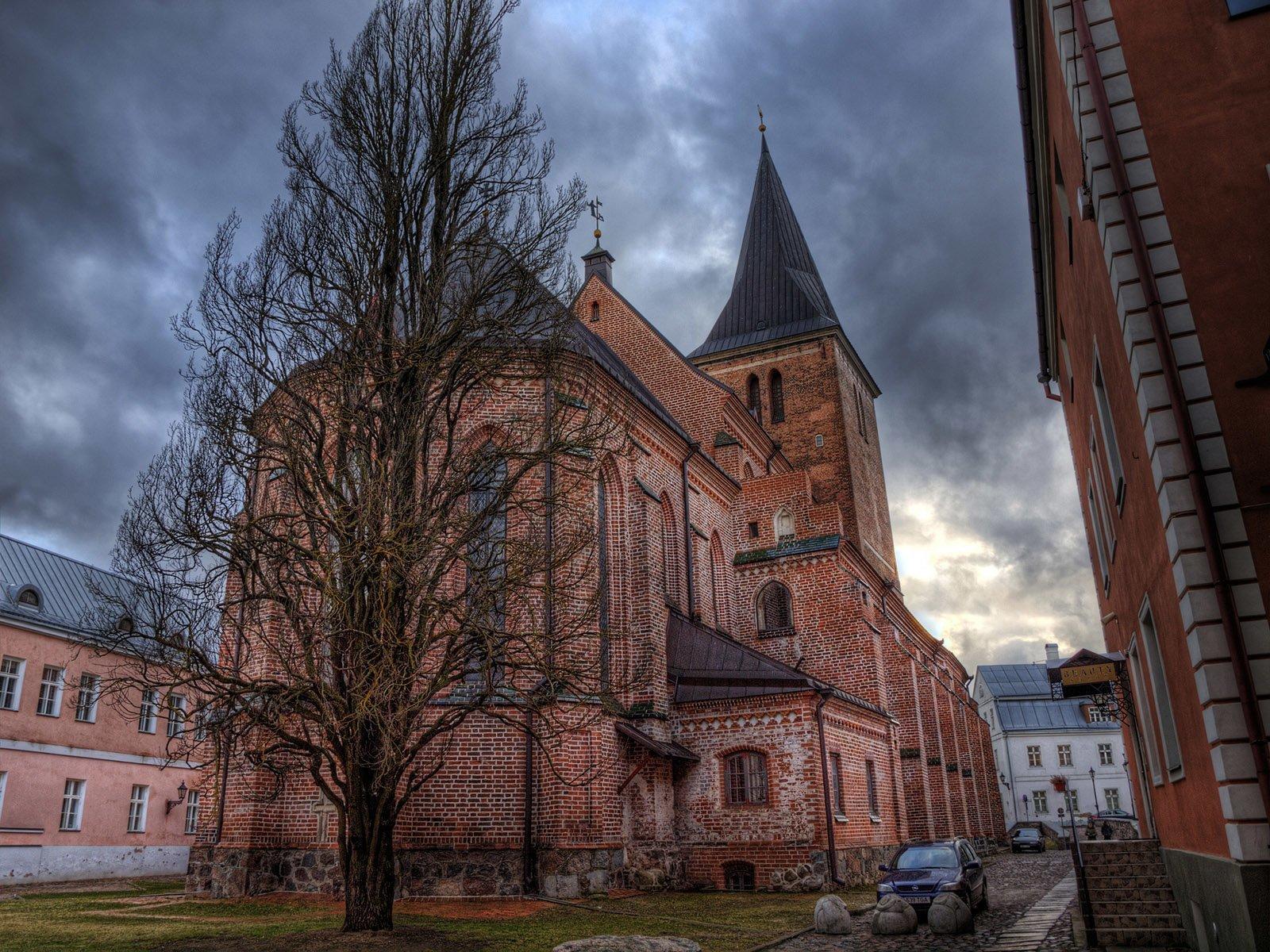 estonya st. john's lutheran kilisesi