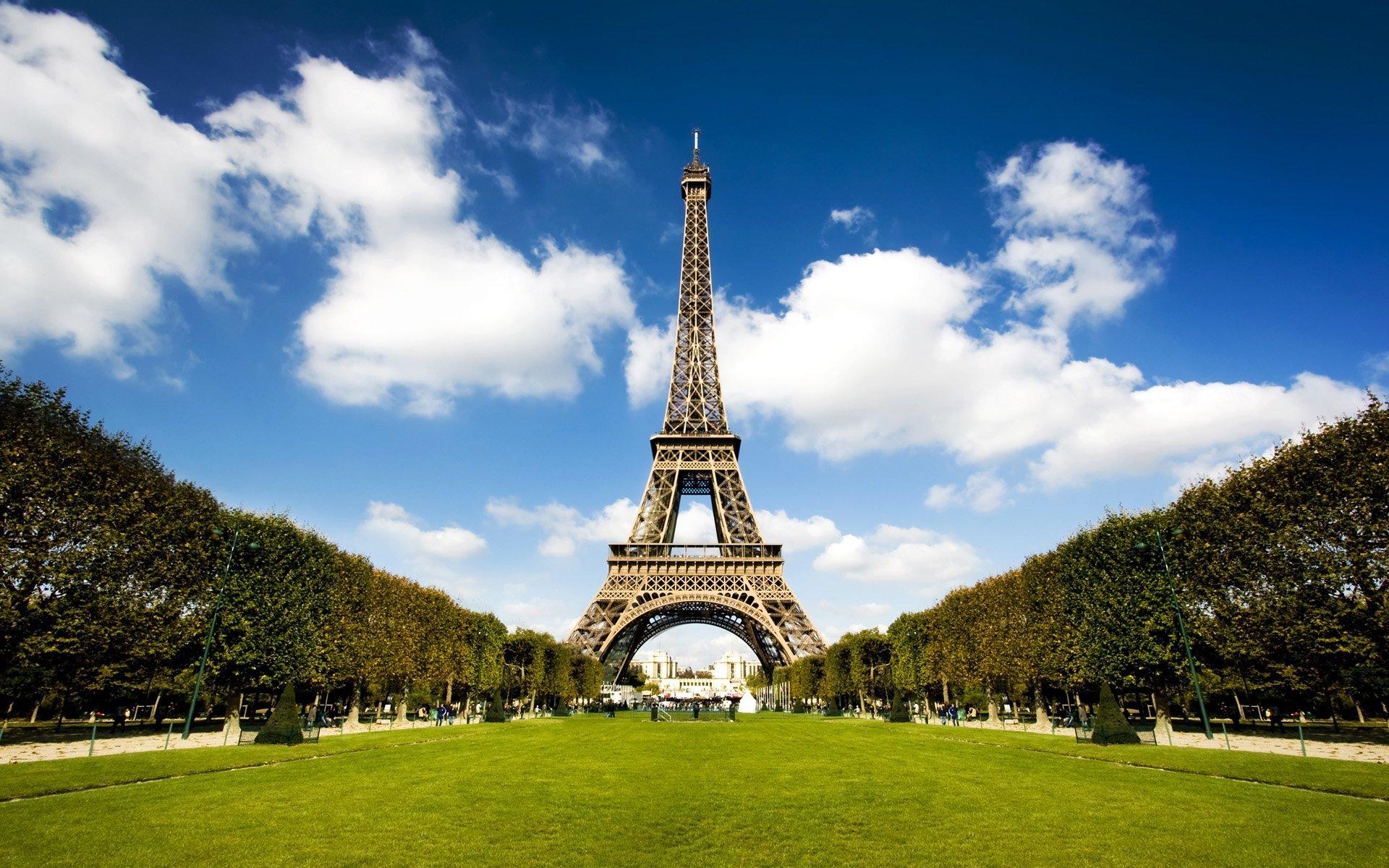 Eyfel Kulesi – Paris