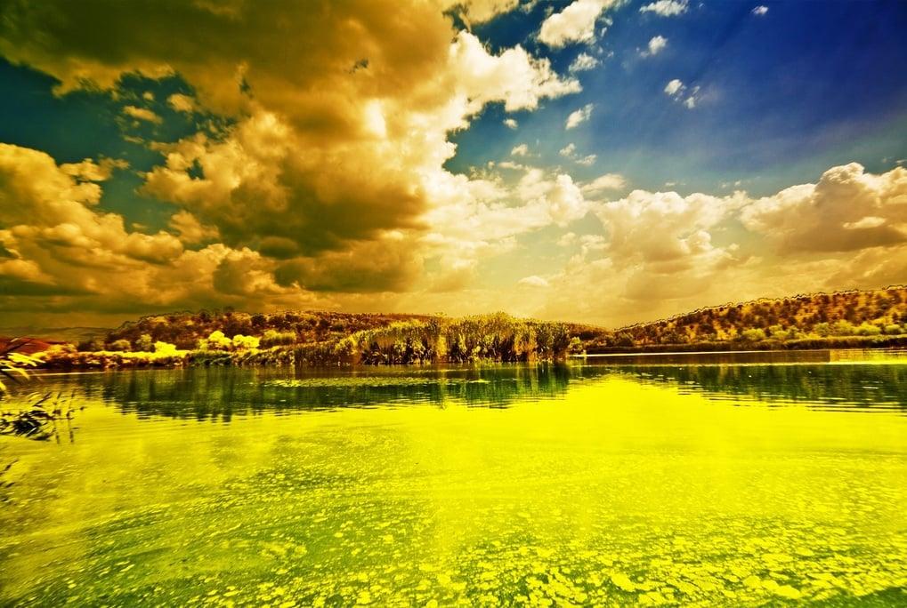 eymir gölü arka planları