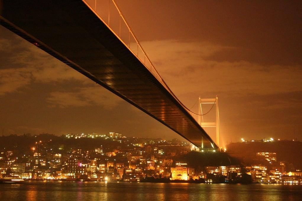 fatih sultan mehmet köprüsü fotoğrafları