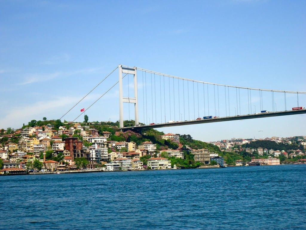 fatih sultan mehmet köprüsü resimleri – 2