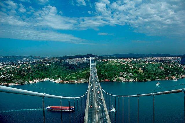 fatih sultan mehmet köprüsü resimleri