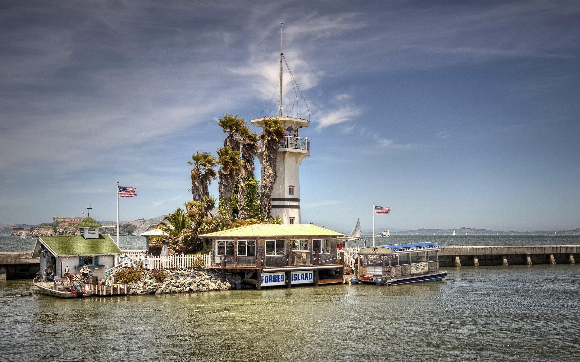 forbes island restaurant