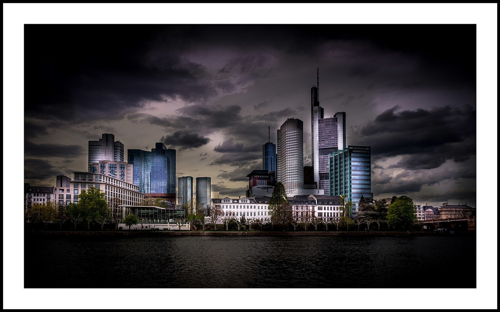 frankfurt şehri