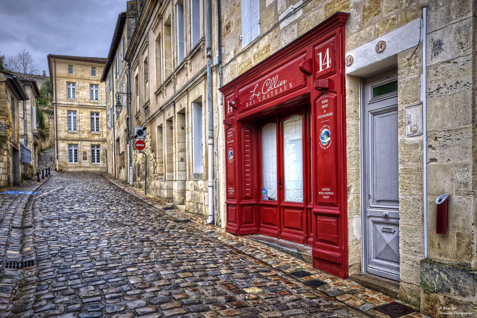 fransa sokakları