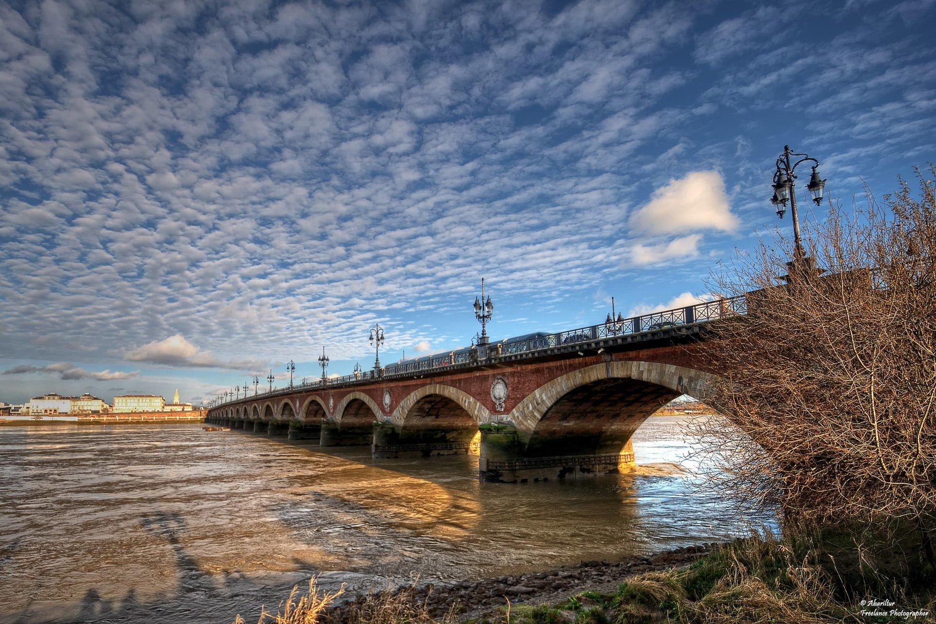 fransa taş köprü