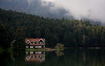 gölcük gölü farklı açı