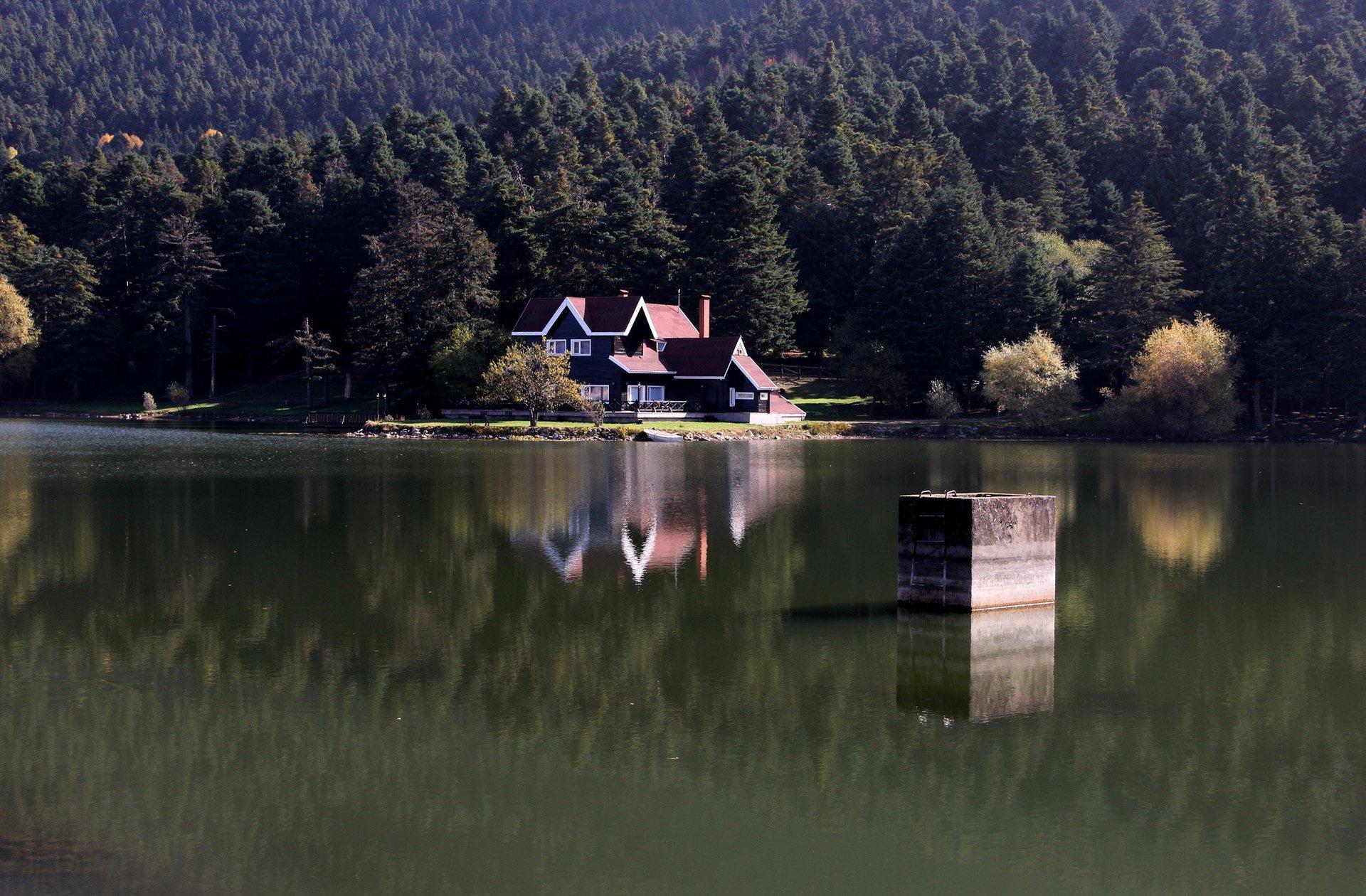 gölcük gölü manzaraları
