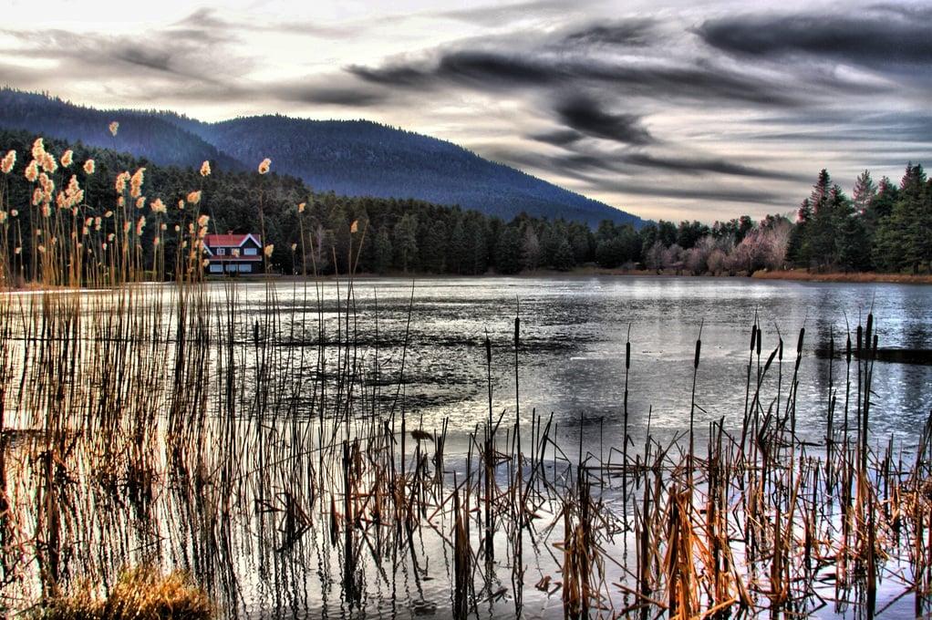 gölcük gölü resimleri