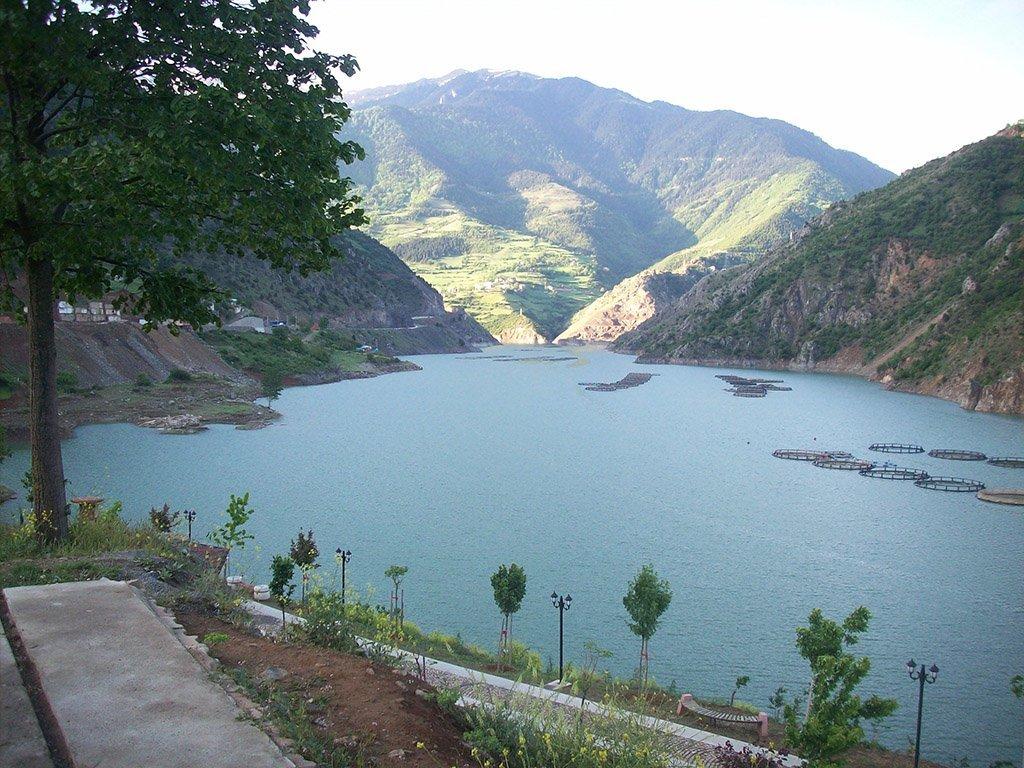 gümüşhane araköy köyü – gölet