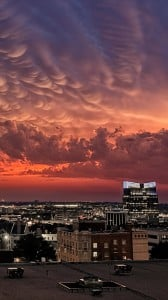 gün batımı bulutlar 1080x1920