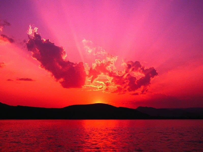 gün batımı fotoğraflar