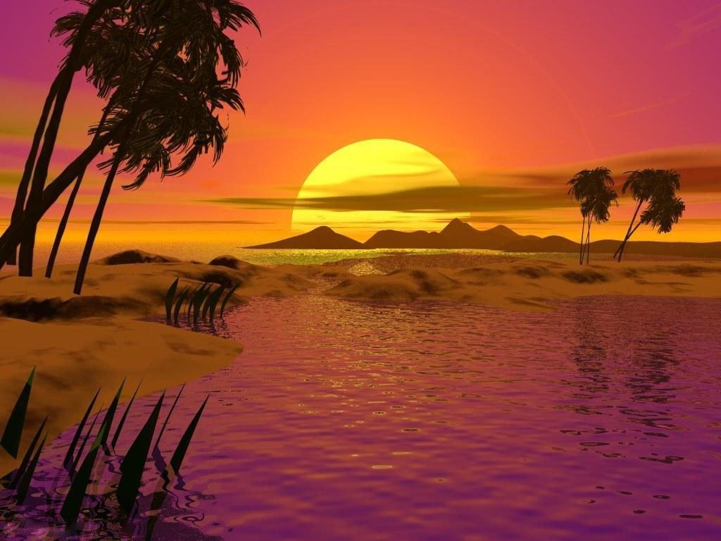 Güneş batsada izlesek